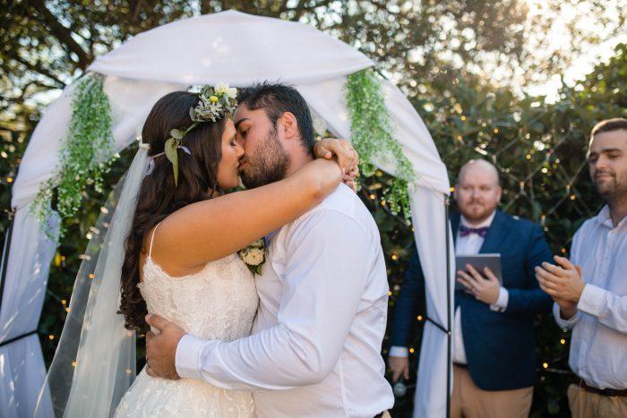 Sydney Backyard Wedding