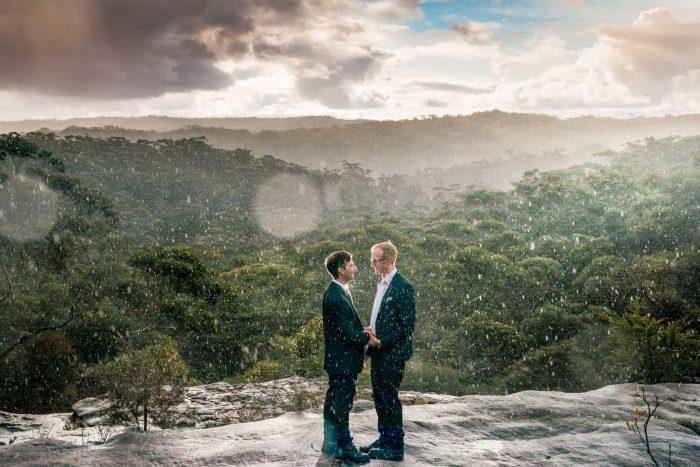 Sydney Gay Wedding