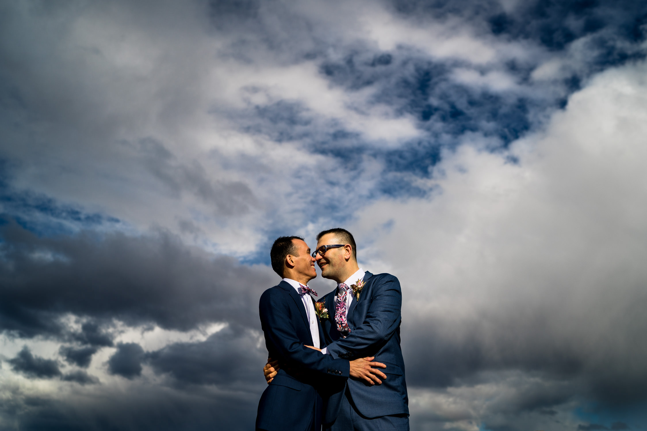 Hunter Valley Same Sex Wedding Photography