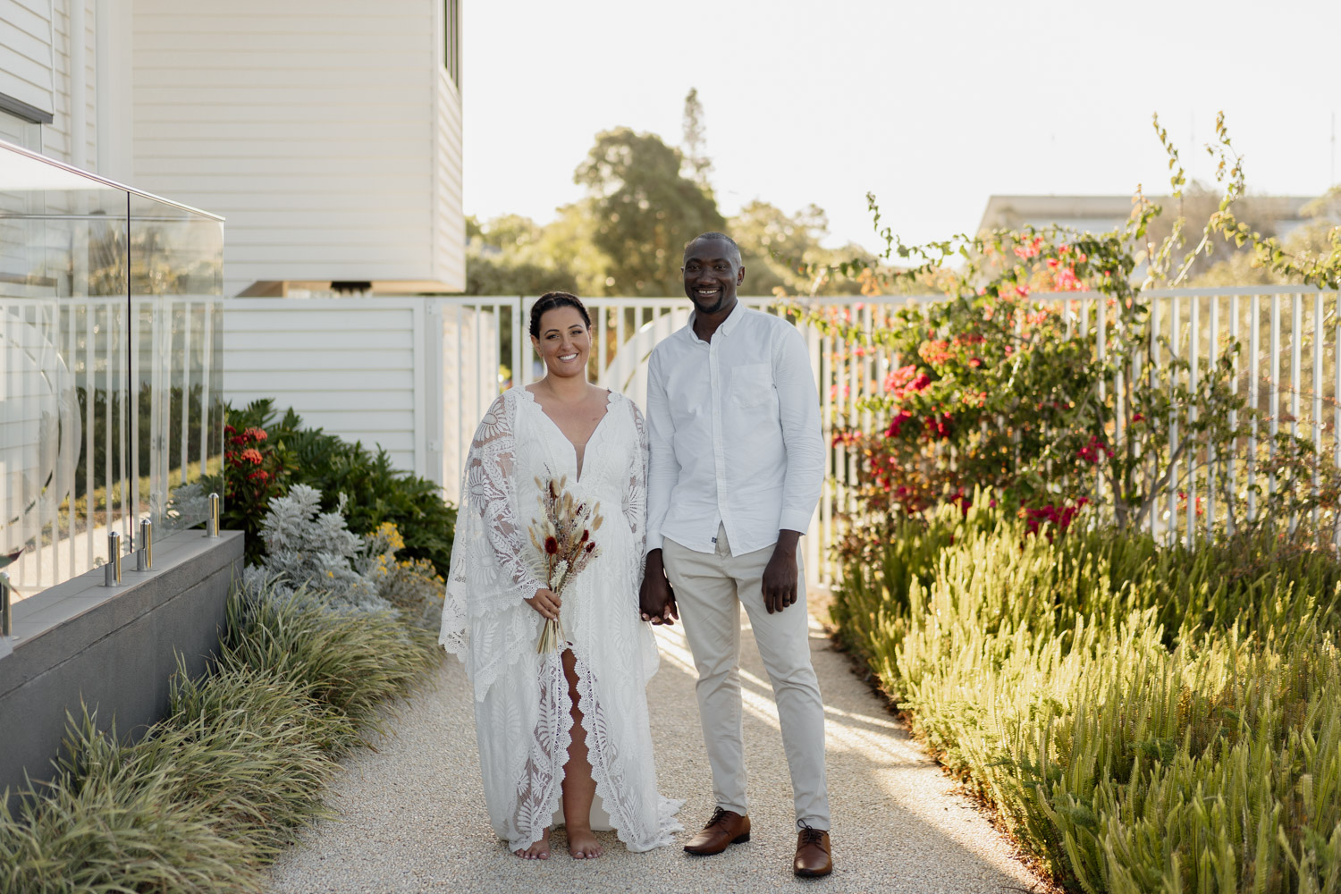 Port Macquarie Wedding at Sails