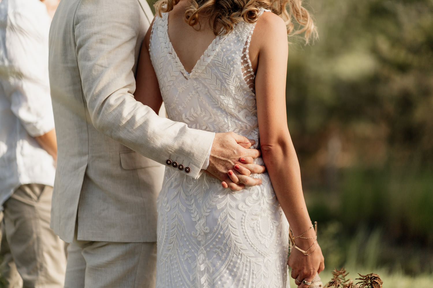 Gold Coast Boho Wedding