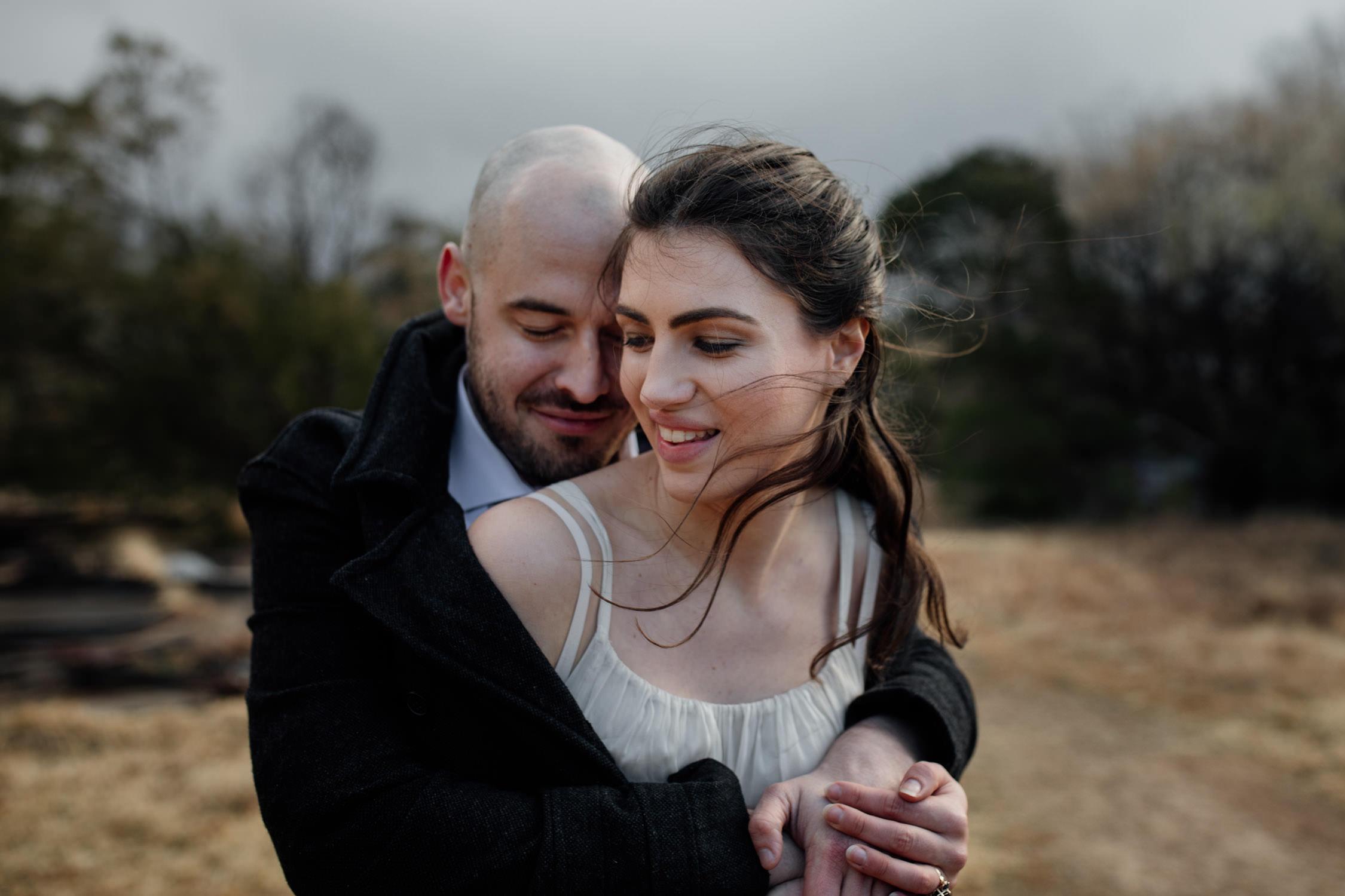 Pre Wedding Photo South Coast