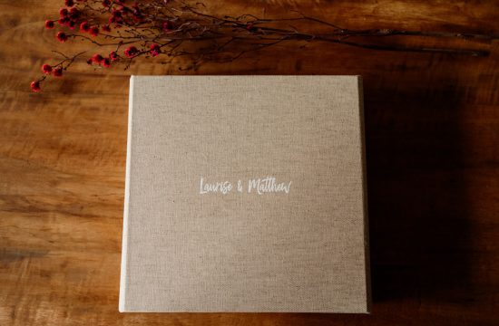 Wedding Albums by Sam Wyper Photography Album Box