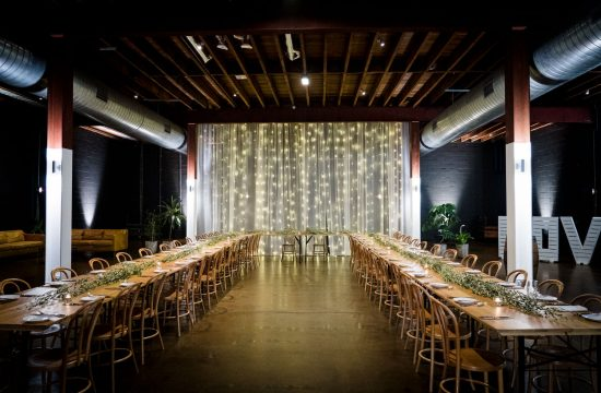 Wedding Reception Lightspace Brisbane