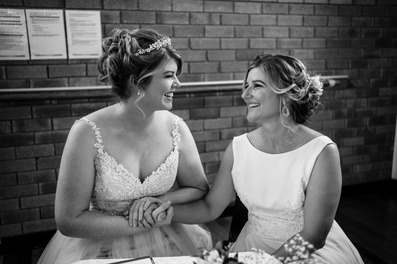 Courtney and Jasmine Wedding