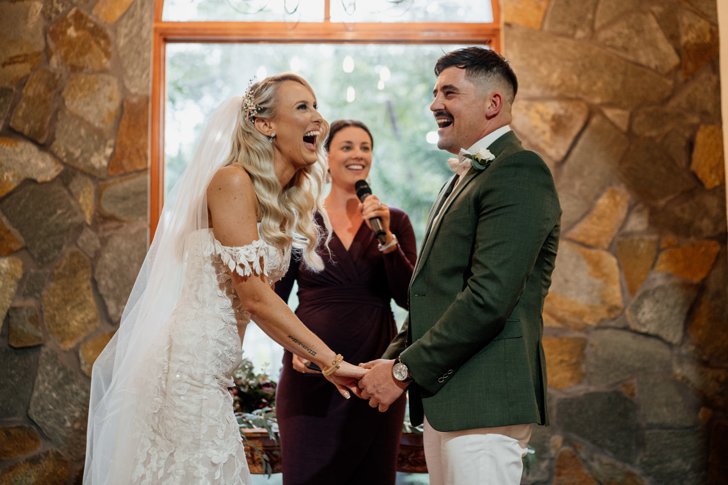 Niomi and Matt Coolibah Downs Private Estate Wedding by Sam Wyper Photography
