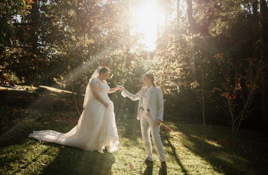 Emily and Abbey's Tamborine Mountain Wedding