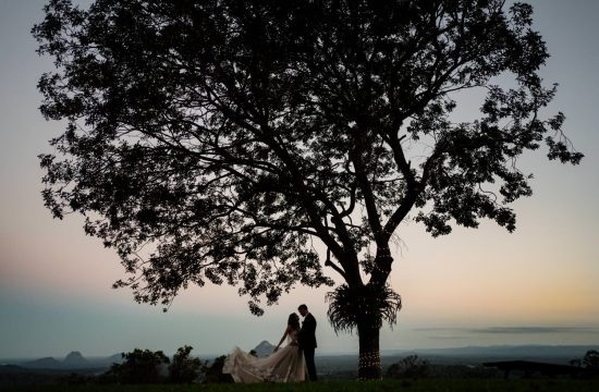 Erin and Jack at Maleny Orchard Weddings by Sam Wyper Photography 2